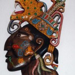 """Head - Artist Efrain """"Chino"""" Cetz"""